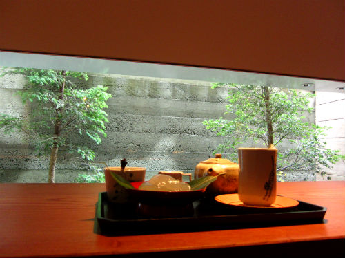 京都カフェ1